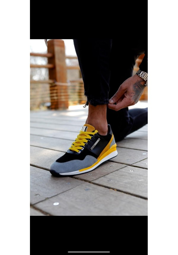 12238 BLACK AND YELLOW