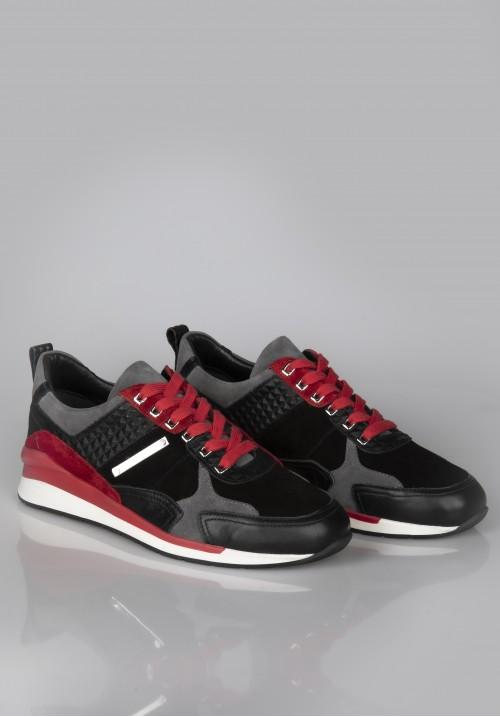 12238 BLACK & RED