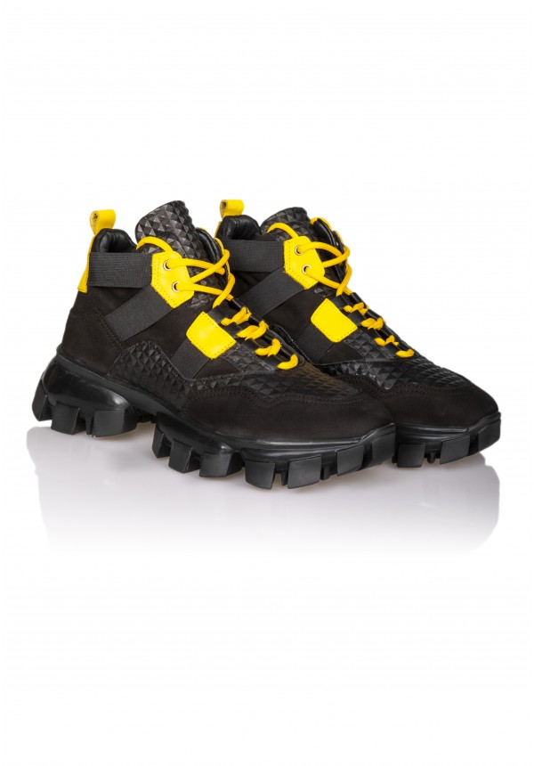 13174 BLACK AND YELLOW