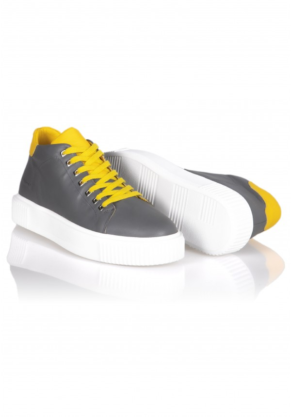 11179 GREY AND YELLOW