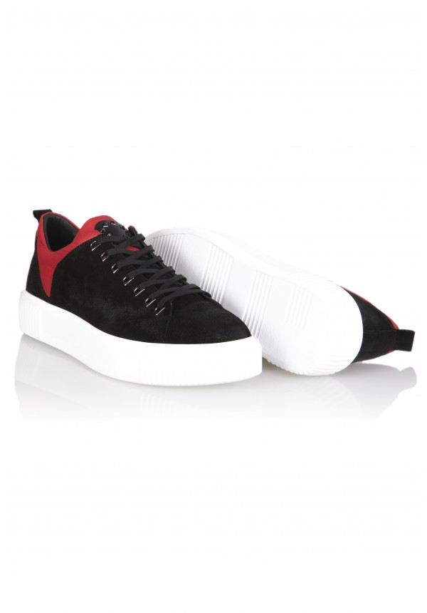 13567 BLACK RED AND WHİTE