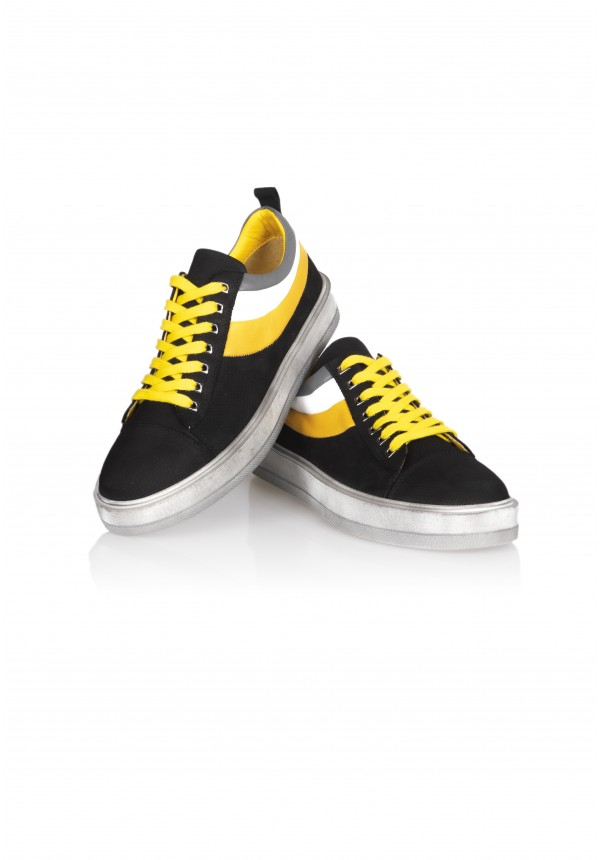 13553 BLACK AND YELLOW