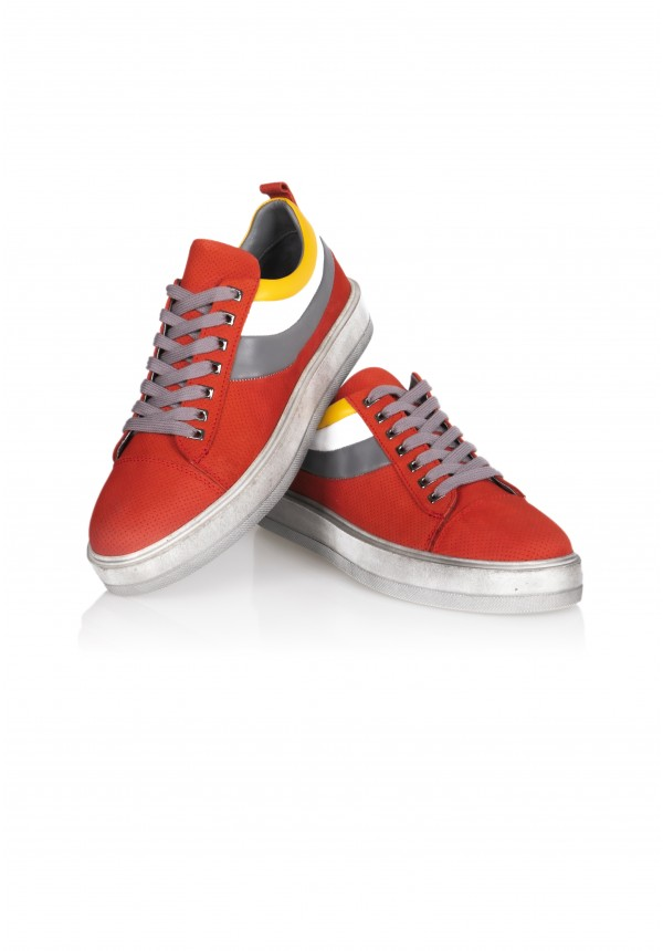 13553 RED AND YELLOW